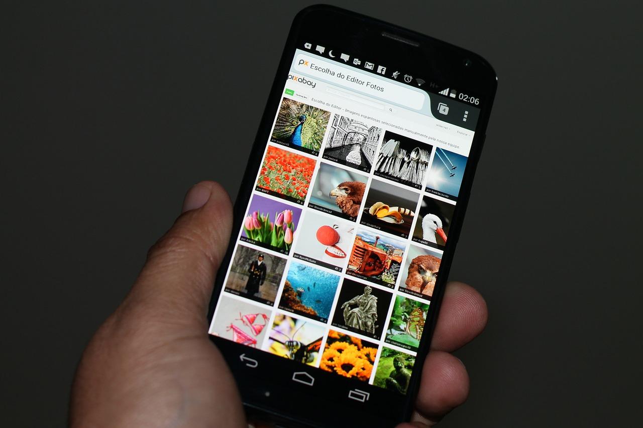 Mobilne wyszukiwania
