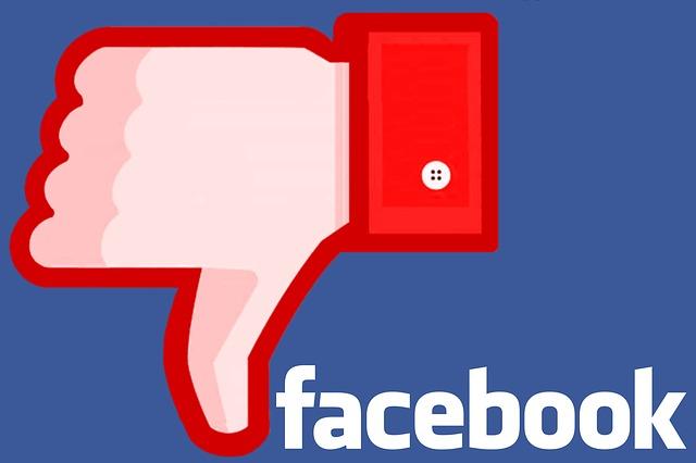 Nie wszyscy lubią facebooka